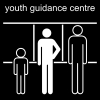 youth guidance centre Pictogram