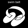 swim belt Pictogram