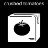 crushed tomatoes Pictogram