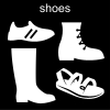 shoes Pictogram