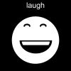 laugh Pictogram