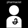 pharmacist Pictogram