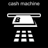 cash machine Pictogram