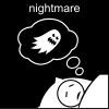 nightmare Pictogram