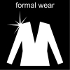 formal wear Pictogram