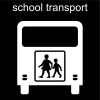 school transport Pictogram