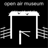 open air museum Pictogram
