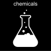 chemicals Pictogram