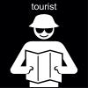 tourist Pictogram
