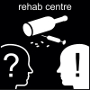 rehab centre Pictogram