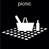picnic Pictogram