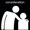 consideration Pictogram