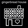 gingerbread house Pictogram