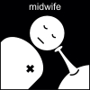 midwife Pictogram