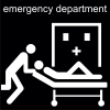 emergency department Pictogram