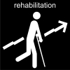 rehabilitation Pictogram