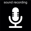 sound recording Pictogram