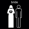 bride Pictogram