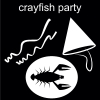 crayfish party Pictogram