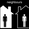 neighbours Pictogram