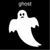 ghost Pictogram