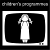 children's programmes Pictogram