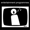 entertainment programmes Pictogram