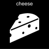 cheese Pictogram