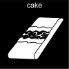 cake Pictogram