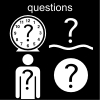 questions Pictogram