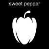 sweet pepper Pictogram