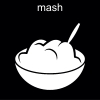 mash Pictogram