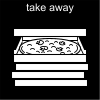 take away Pictogram