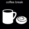 coffee break Pictogram