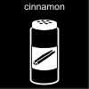 cinnamon Pictogram