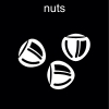 nuts Pictogram