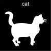cat Pictogram