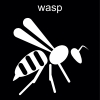wasp Pictogram