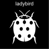 ladybird Pictogram