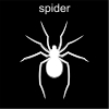 spider Pictogram