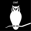 owl Pictogram