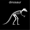 dinosaur Pictogram