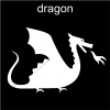 dragon Pictogram
