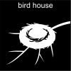 bird house Pictogram