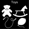 Toys Pictogram
