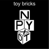 toy bricks Pictogram