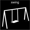 swing Pictogram