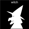 witch Pictogram