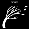 wind Pictogram