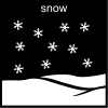 snow Pictogram